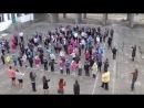 Флэшмоб на день учителя 2014