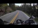 Aprilia Dorsoduro 1200 Rocky Mountain ride