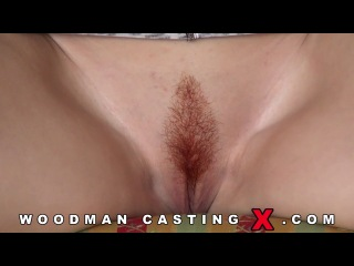 [WoodmanCastingX / PierreWoodman] EVA BERGER (540p 31.07.2014) [ Woodman Casting Interwiev Talking Posing Ginger Hair No