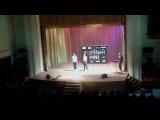 Первые на отчисление - Чёрный КВН 2014, победное выступление