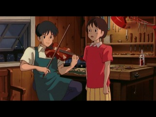 Шёпот сердца / Whisper of the Heart / Mimi o Sumaseba / Mimi wo Sumaseba 1995
