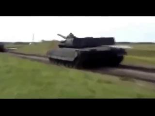 Новейший танк Российской оборонки Т 95 Черный Орел