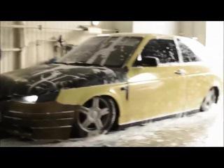 Ваз и девушки автомойка (БПАН Краснодар)