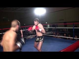 Тайский бокс Жёсткий нокаут