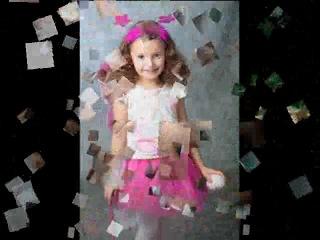 Конкурс фото в школе юной модели