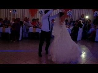 Танец Сашули и Русика