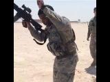 Shmoney Made It To Iraq HOT NIGGA!