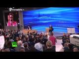 Путин hip-hop пресс-конференция от 18.12.2014