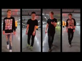 классно поют,красивый голос,круто поют,талант,шикарный голос,поют песню - Rixton - Me and my broken heart (Official video cove)