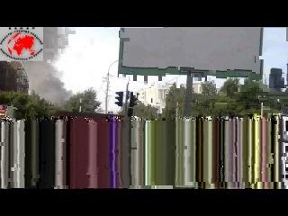 31 Июля. Новосибирск. Сильный пожар! Новости России сегодня