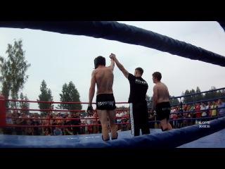Поединок за третье место по Файтбоксингу - Наумов Денис & Шумилов Алексей