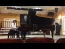 Nabuo Uematsu Вечная жатва исполняет Рыженко Маргарита 22.12.2014 Концертный зал МГИМ им. шнитке