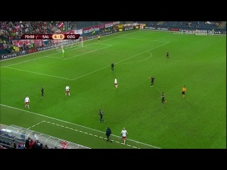 319 EL-2014/2015 RB Salzburg - Dinamo Zagreb 4:2 (23.10.2014) 2H