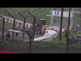 Авария Жюля Бьянки на Гран-При Японии 2014