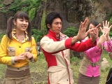 GoGo Sentai Boukenger: Start Up! GoGo Talk! (Part 1 of 12)