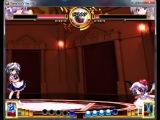 Didi Sempai plays - Remilia VS Sakuya [Touhou 10.5 - Scarlet Weather Rhapsody]