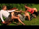 Rachel Evans,Kitty Jane and Donna Joe - Dildos, Tongues On Clits, And Plenty Of Piss!