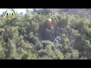 Сирия варварское убийство пилота Сирийских ВВС террористами