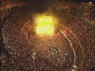 Клип Rammstein - Sonne (live) _raquo; скачать клип бесплатно и смотреть видео Sonne (live)