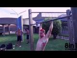 ЦАРЬ ТУРНИКМЕНОВ Самер Дельгадо - уличный воркаут и практика гимнастики / Samer Delgado Street Workout