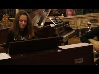джем в музее им.Глинки. Ночь музыки в Москве