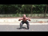 HITS FULL BODY WORKOUT WITH CALISTHENICS & RUBBERBANDITZ RESISTANCE BANDS