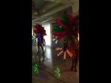 Световое шоу Звента-Свентана и шоу-балет Almani - Антре