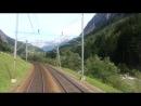 Gotthard Cab Ride Fuhrerstandsmitfahrt in Ae 66 11402 Uri