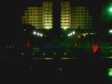 Цветной фонтан В Бухаре