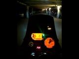 KTM 950 Adv Air/Fuel ratio gauge :)