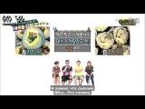 [РУСС. САБ] 140716 EXO Sehun & F(x) Krystal @Weekly Idol Speed