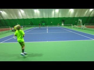 Вечерняя игровая тренировка на турнире РТТ Нижний Новгород