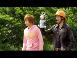 [FRT Sora] Ressha Sentai ToQger DVD Special: Farewell, Ticket! The Wasteland Super ToQ Battle! [480p] [RAW]