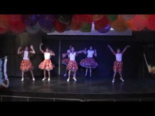 Эстрадный танец в Челябинске (7-9 лет) -  Школа танцев