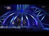 140718 Infinite - Backstage Interview + Diamond + Back @ Music Bank