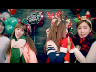 Chrome Family (Crayon Pop, Bob Girls, K-Much, ZAN ZAN) - Love Christmas