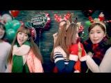  MV  Crayon Pop & Bob Girls & K-Much & Zan Zan - Love Christmas