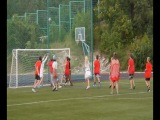 Комический футбол :D Лагерь