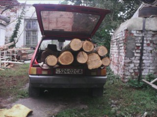 Камаз лесовоз 2ч.