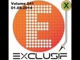 Exclusif #241 by DJ Andrey Balkonsky (01.08.2014)