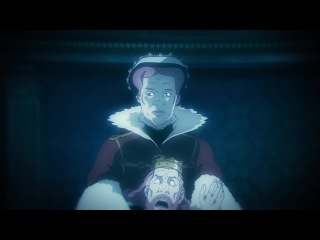 [AniDUB] Shingeki no Bahamut: Genesis | Ярость Бахамута: Истоки | Эпизод 8 | Озвучивание: AD Studio