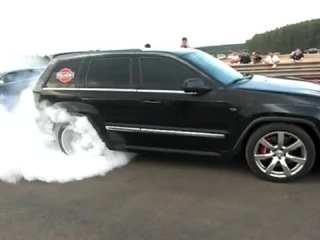 Jeep SRT8 7L Strocker