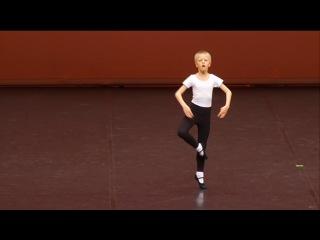 Sky Classical Ballet Solo Dancearte 2014