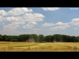 Sound of Harvest 2013- CLAAS - CASE IH - JOHN DEERE - NEW HOLLAND [UnCut-SOUND!]