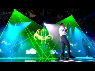 Maroon 5 – animals (live @ the x factor uk 2014)