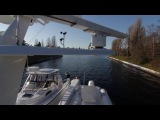 115' Crescent Tri-Deck yacht offered for sale
