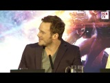 Chris Pratt Wants To Kill Iron Man