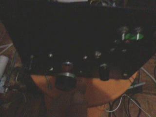 Регенеративний приймач на 4 транзистора.