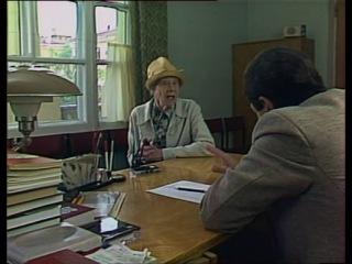 Следствие ведут Знатоки. 20-е дело - Бумеранг. 1-я серия (1987)