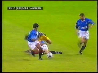61 CL-1999/2000 Rangers FC - Parma AC 2:0 (11.08.1999) FULL